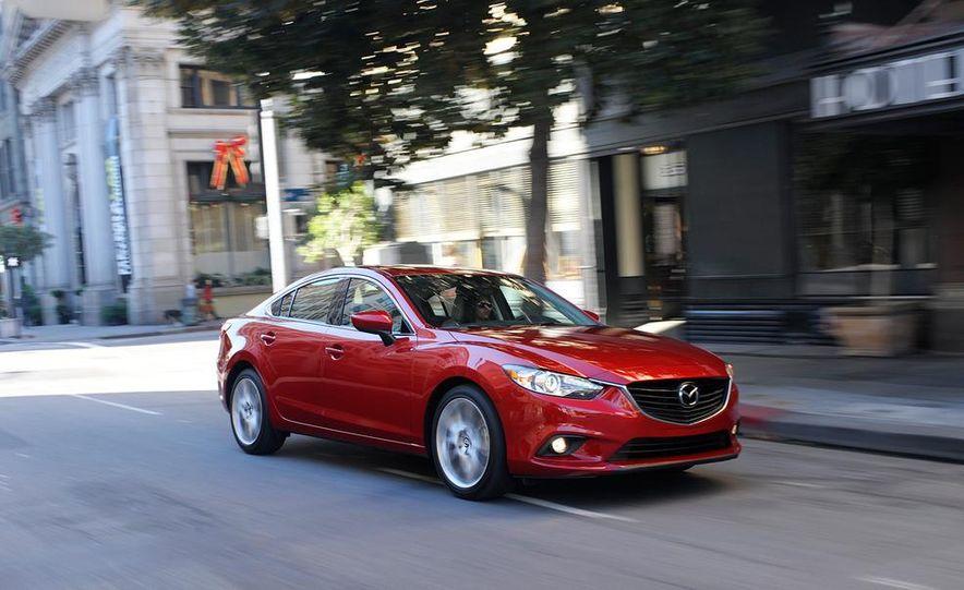 2014 Mazda 6 i Sport - Slide 14