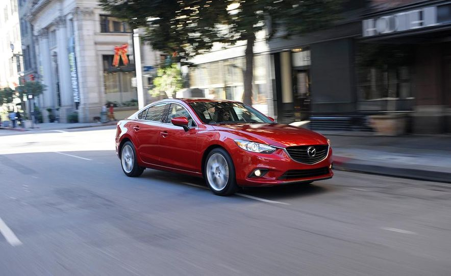 2014 Mazda 6 i Sport - Slide 16
