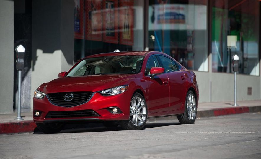 2014 Mazda 6 i Sport - Slide 21