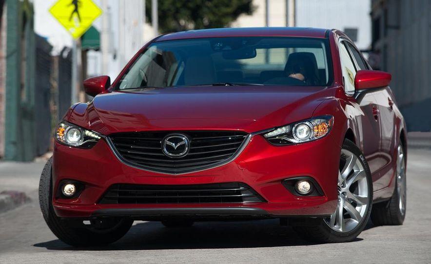 2014 Mazda 6 i Sport - Slide 22