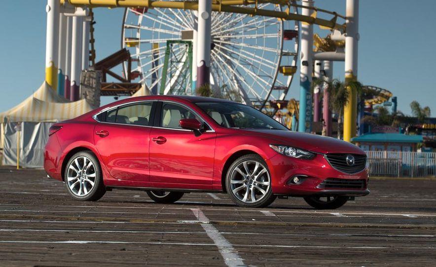 2014 Mazda 6 i Sport - Slide 23