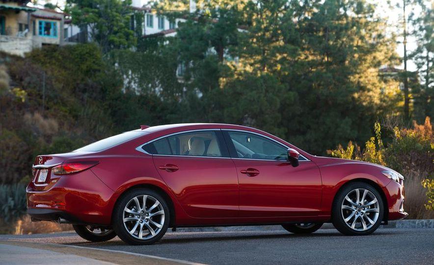 2014 Mazda 6 i Sport - Slide 28