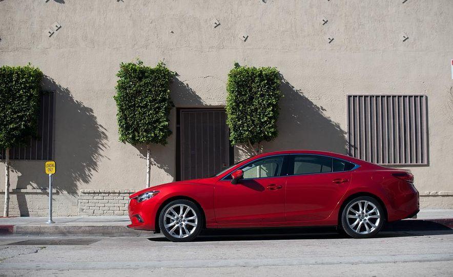 2014 Mazda 6 i Sport - Slide 29