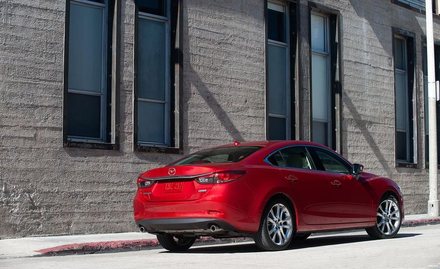 2014 Mazda 6 i Sport - Slide 30