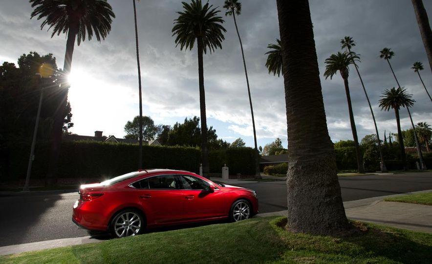 2014 Mazda 6 i Sport - Slide 31