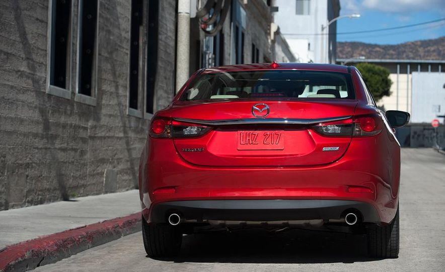 2014 Mazda 6 i Sport - Slide 33