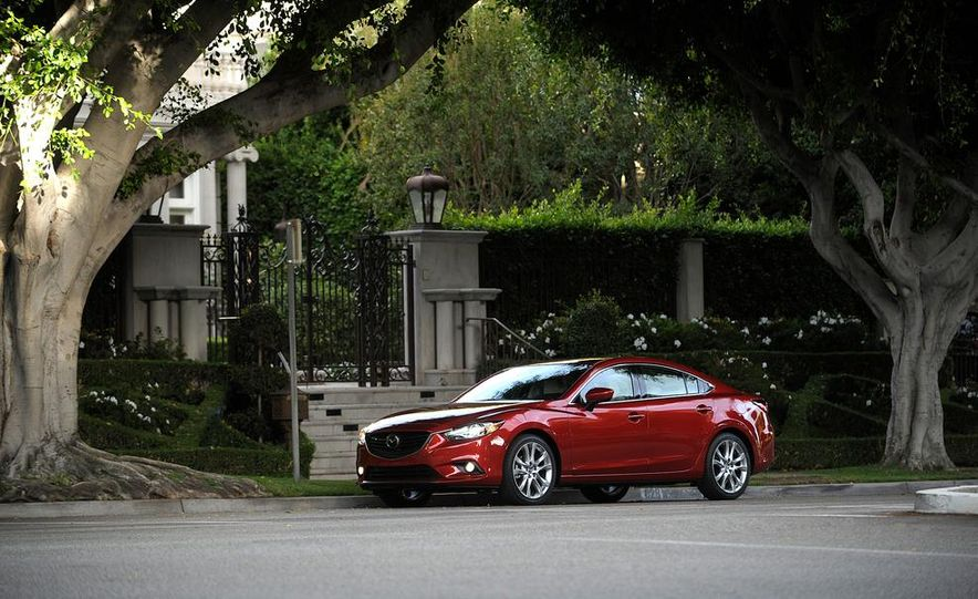 2014 Mazda 6 i Sport - Slide 35