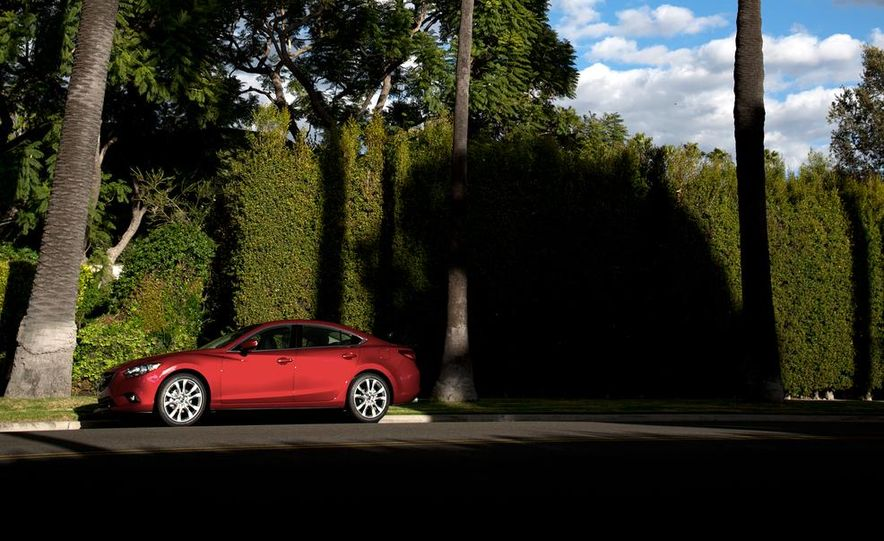 2014 Mazda 6 i Sport - Slide 37