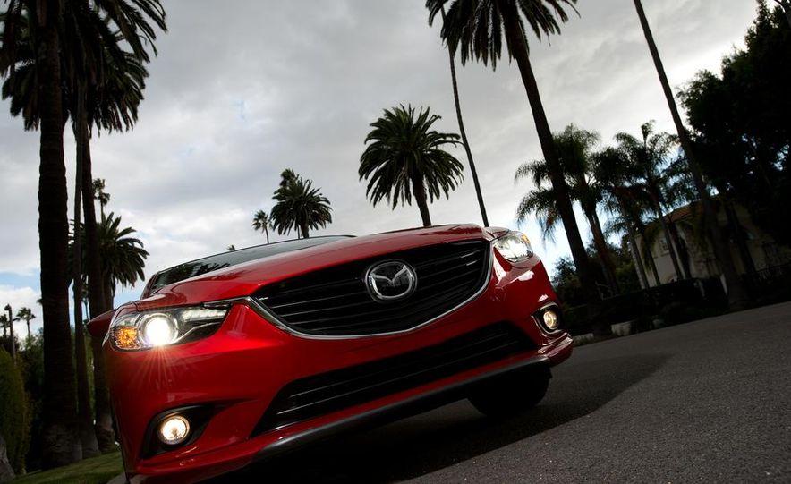 2014 Mazda 6 i Sport - Slide 39