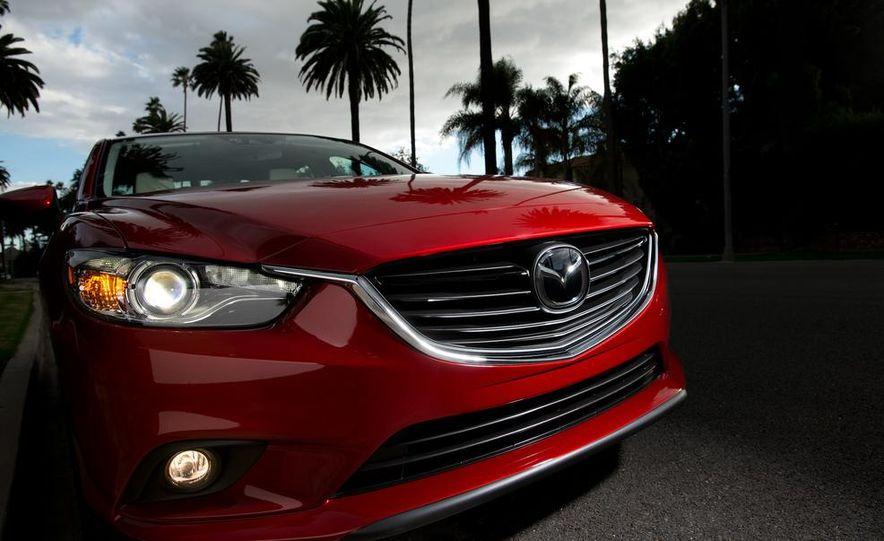 2014 Mazda 6 i Sport - Slide 40