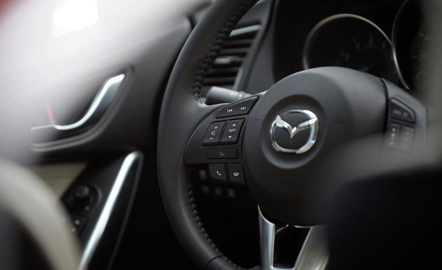 2014 Mazda 6 i Sport - Slide 54