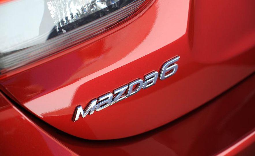 2014 Mazda 6 i Sport - Slide 43