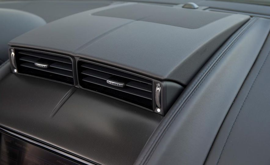 2014 Jaguar F-type V6 S roadster - Slide 35