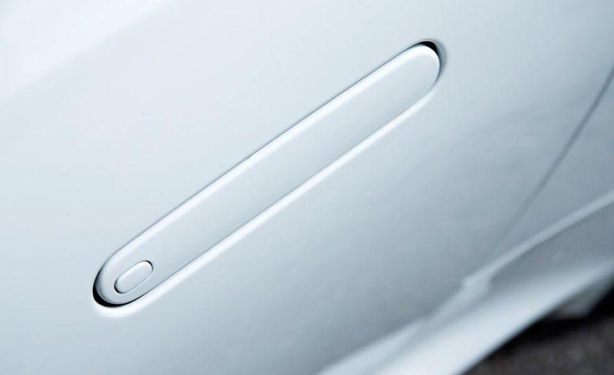 2014 Jaguar F-type V6 S roadster - Slide 54