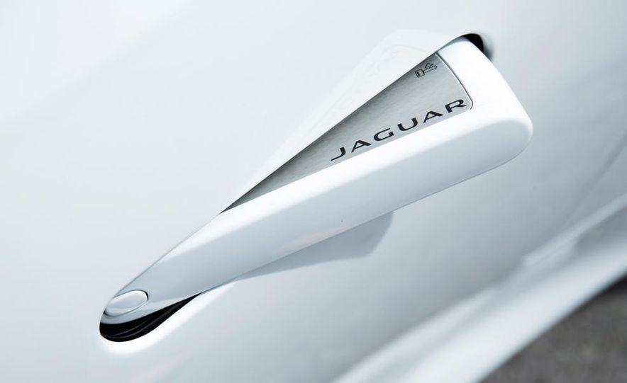 2014 Jaguar F-type V6 S roadster - Slide 55