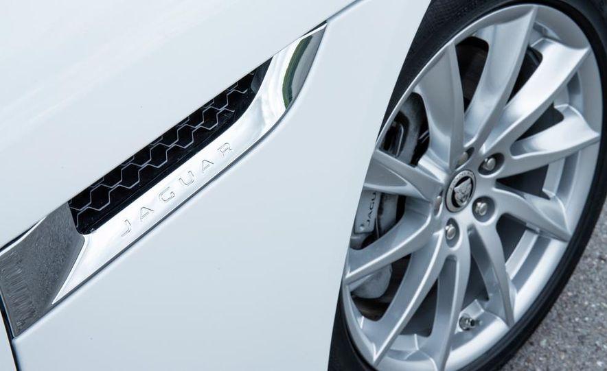 2014 Jaguar F-type V6 S roadster - Slide 52