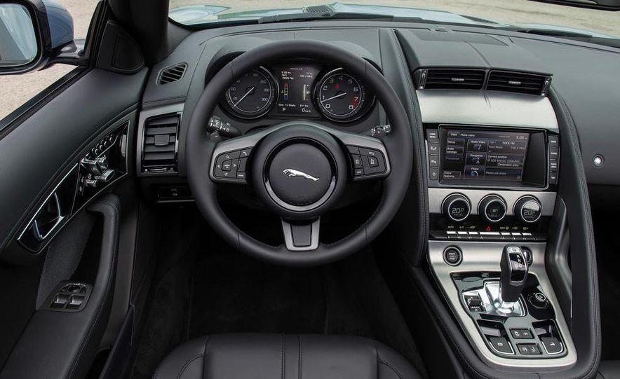 2014 Jaguar F-type V6 S roadster - Slide 32