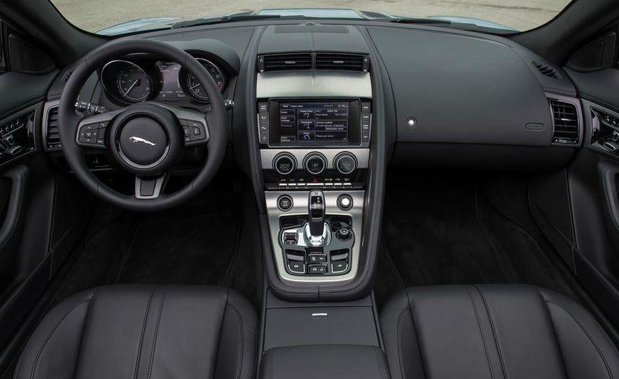 2014 Jaguar F-type V6 S roadster - Slide 33