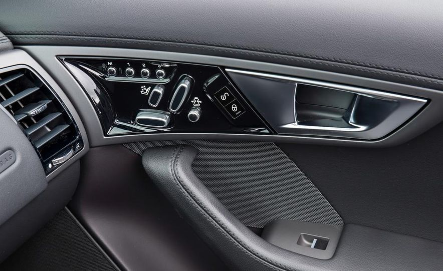 2014 Jaguar F-type V6 S roadster - Slide 37