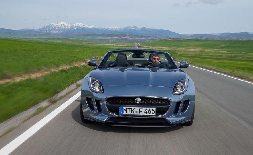 2014 Jaguar F-type V6 S roadster - Slide 21
