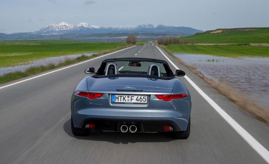 2014 Jaguar F-type V6 S roadster - Slide 25