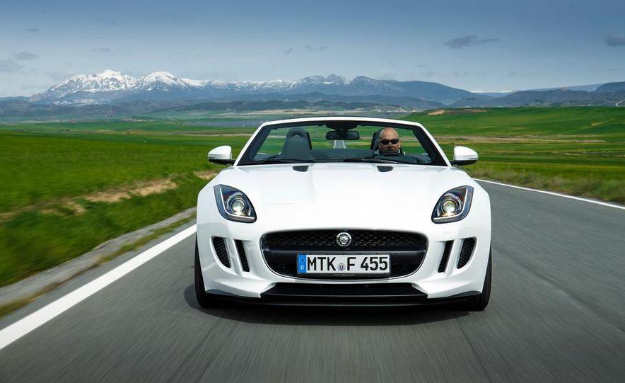 2014 Jaguar F-type V6 S roadster - Slide 43