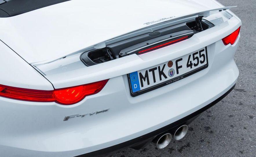 2014 Jaguar F-type V6 S roadster - Slide 51