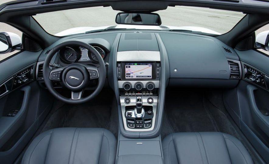 2014 Jaguar F-type V6 S roadster - Slide 56
