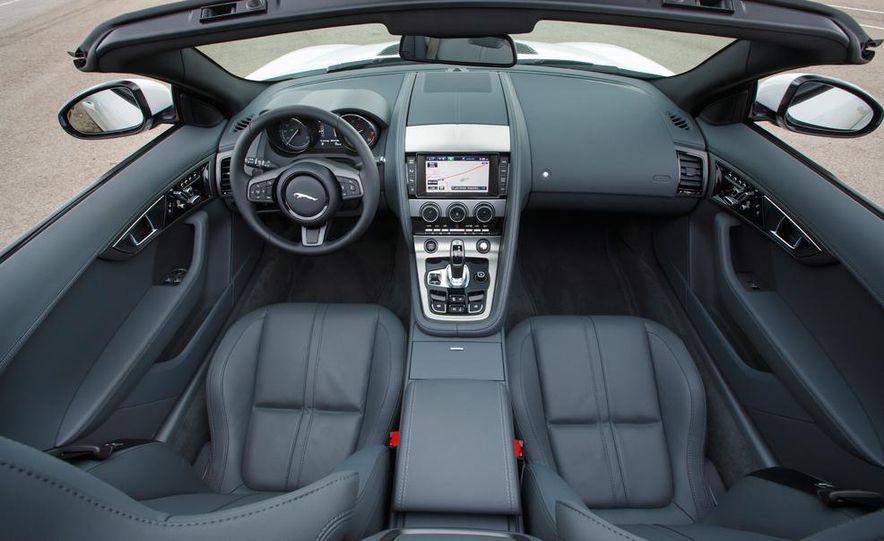 2014 Jaguar F-type V6 S roadster - Slide 57