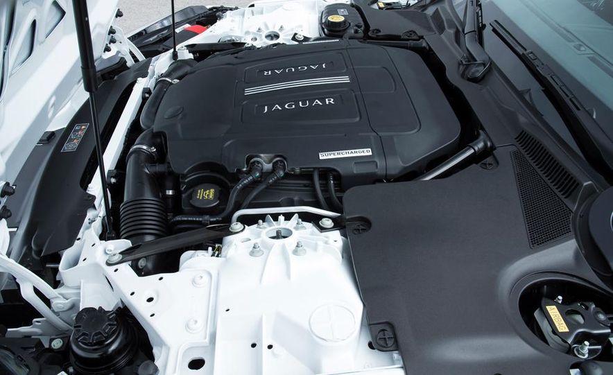 2014 Jaguar F-type V6 S roadster - Slide 58