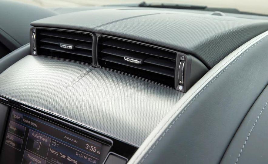2014 Jaguar F-type V6 S roadster - Slide 71