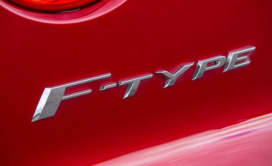 2014 Jaguar F-type V6 S roadster - Slide 83