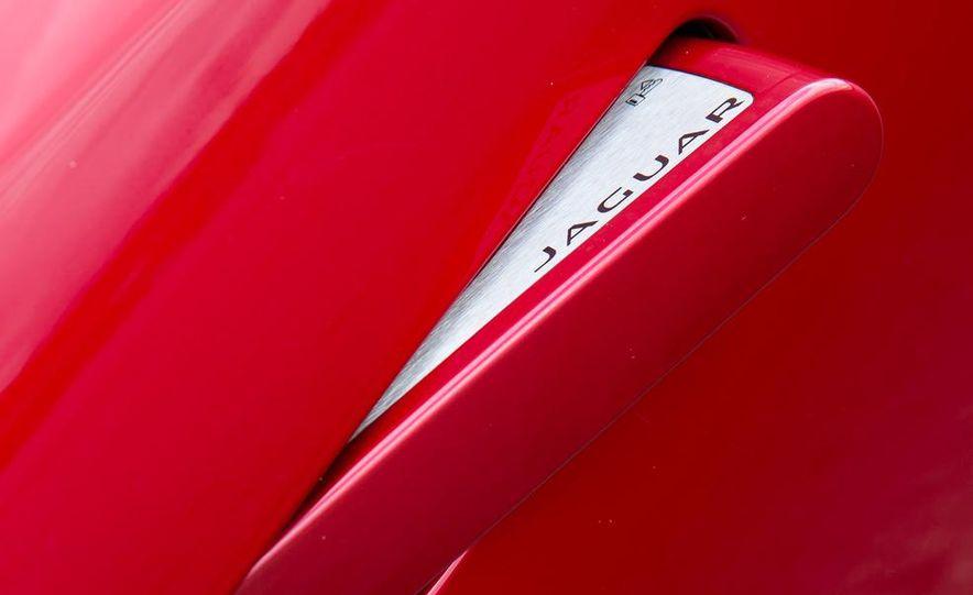 2014 Jaguar F-type V6 S roadster - Slide 82