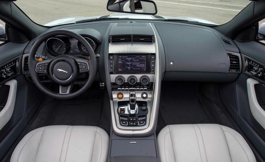 2014 Jaguar F-type V6 S roadster - Slide 70