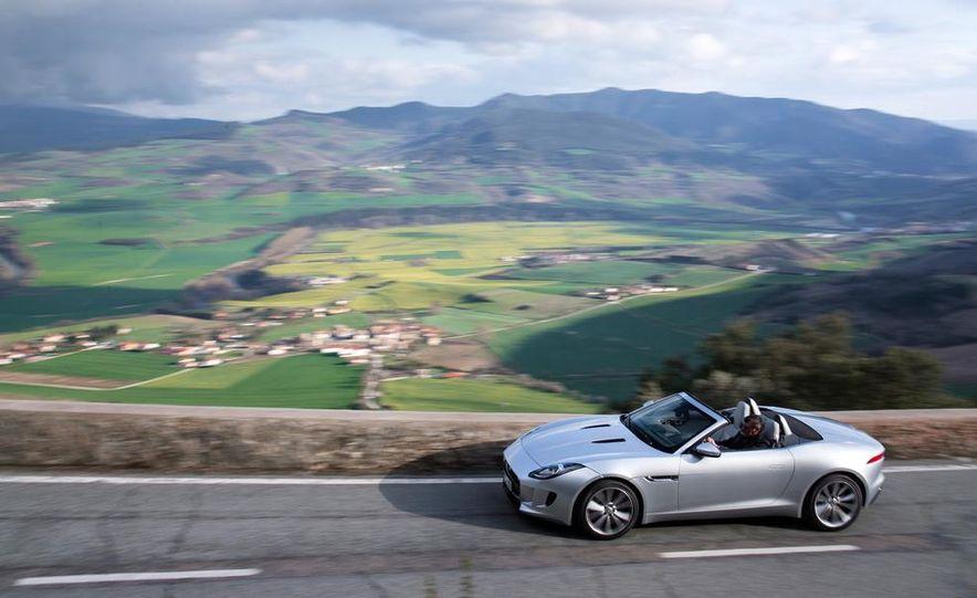 2014 Jaguar F-type V6 S roadster - Slide 62
