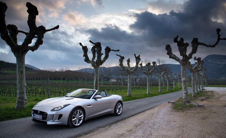 2014 Jaguar F-type V6 S roadster - Slide 66