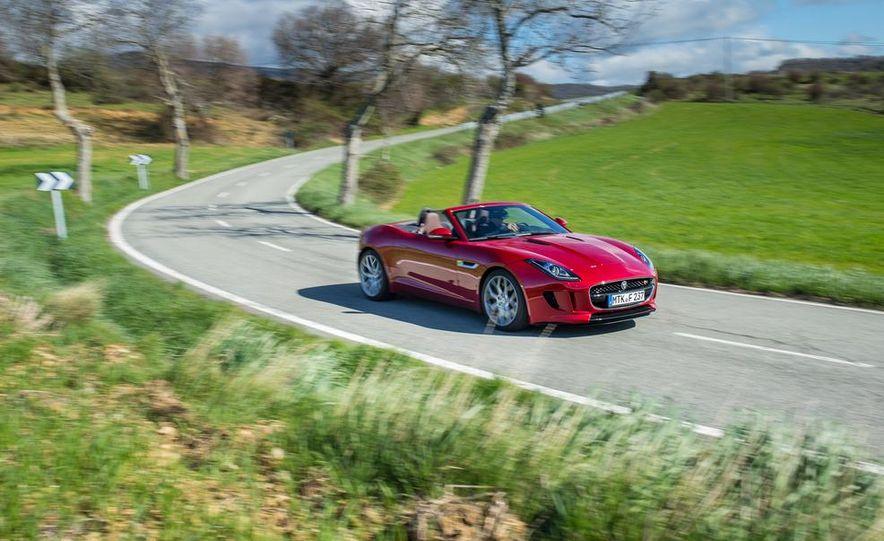 2014 Jaguar F-type V6 S roadster - Slide 77