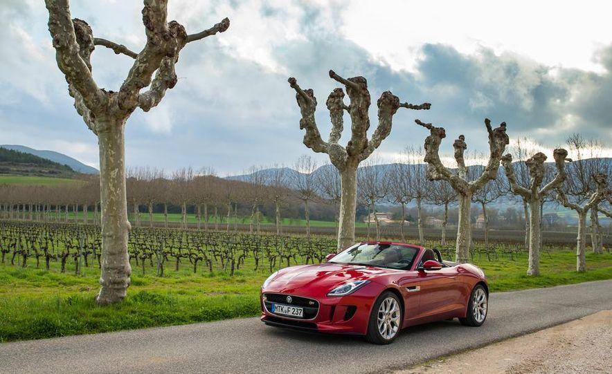 2014 Jaguar F-type V6 S roadster - Slide 80