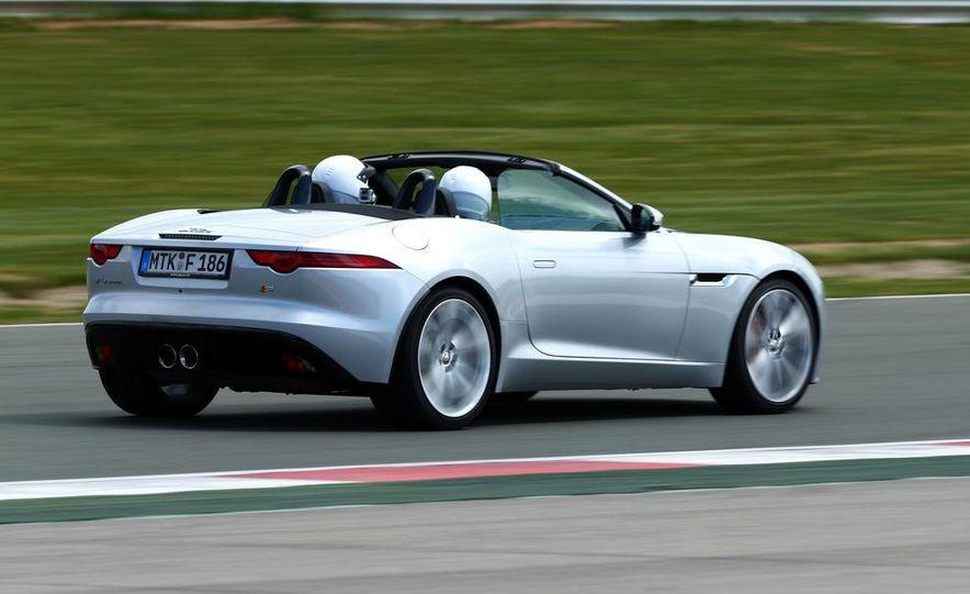 2014 Jaguar F-type V6 S roadster - Slide 7