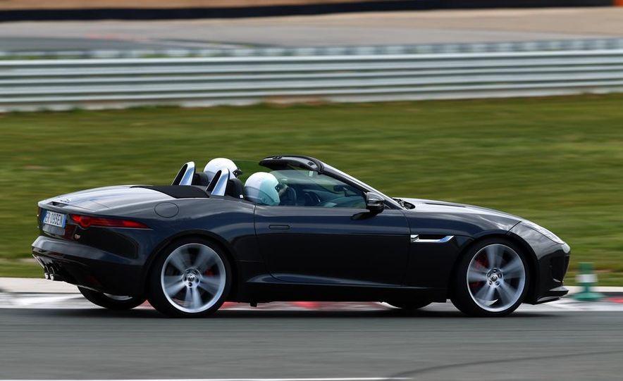 2014 Jaguar F-type V6 S roadster - Slide 12