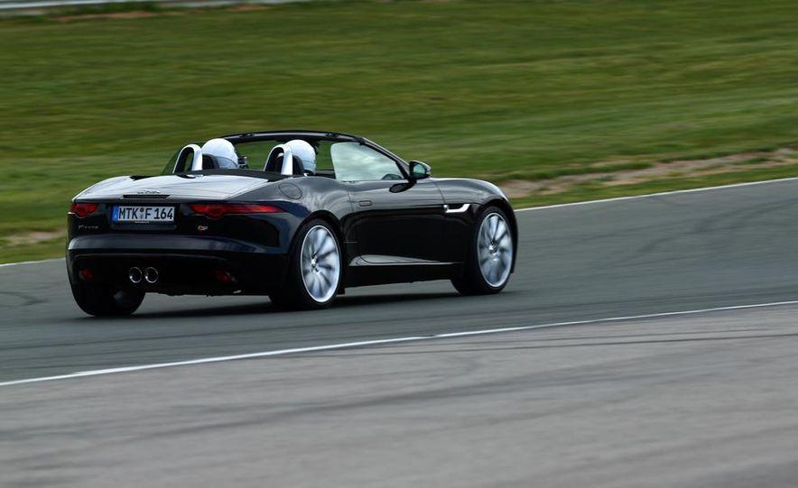 2014 Jaguar F-type V6 S roadster - Slide 15