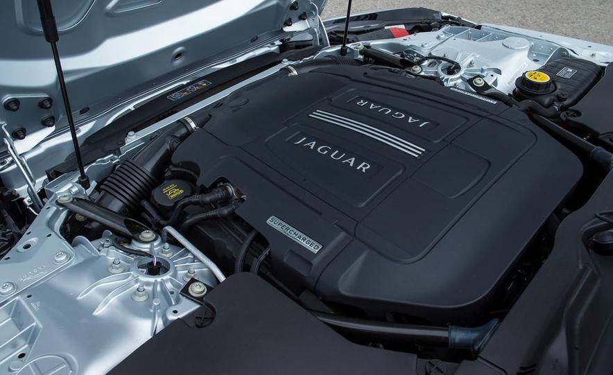 2014 Jaguar F-type V6 S roadster - Slide 73