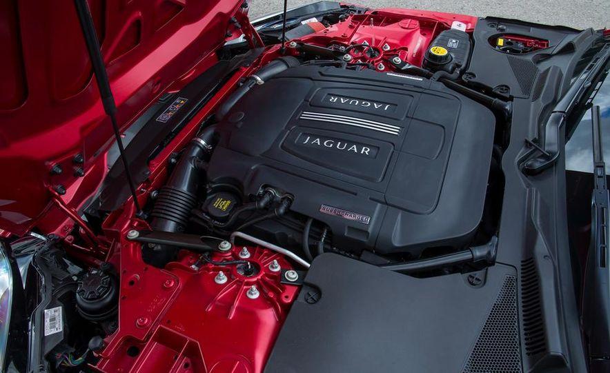 2014 Jaguar F-type V6 S roadster - Slide 87