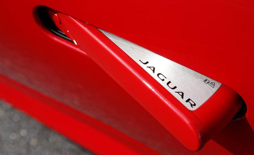 2014 Jaguar F-type V6 S roadster - Slide 97