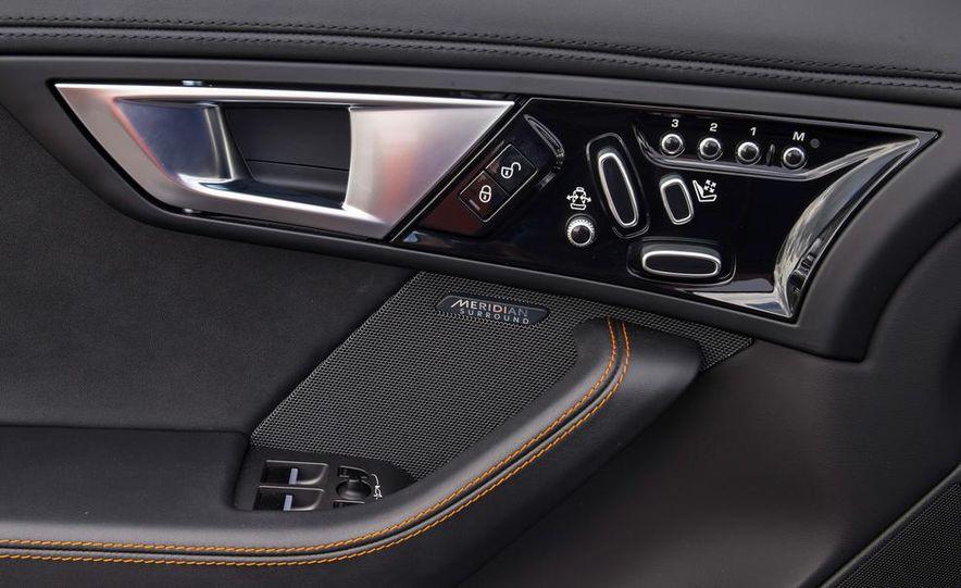 2014 Jaguar F-type V6 S roadster - Slide 118