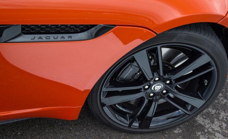 2014 Jaguar F-type V6 S roadster - Slide 115