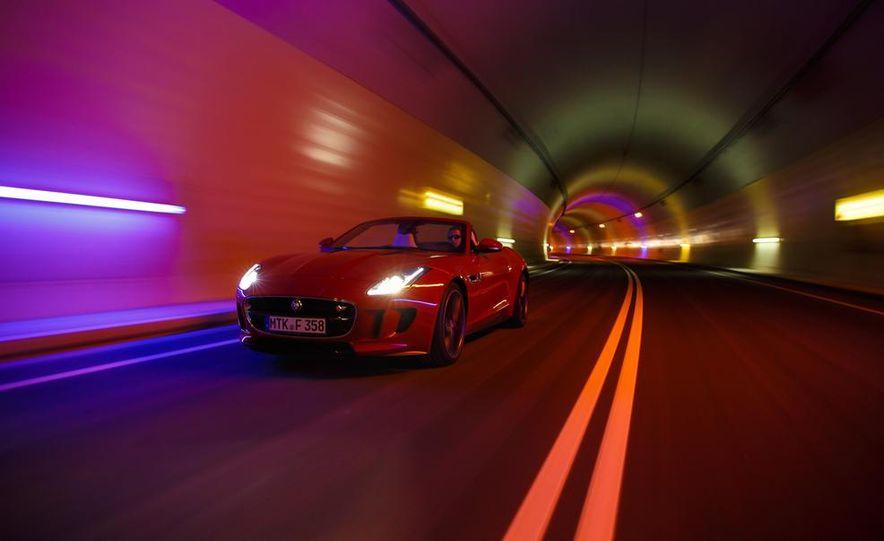 2014 Jaguar F-type V6 S roadster - Slide 94