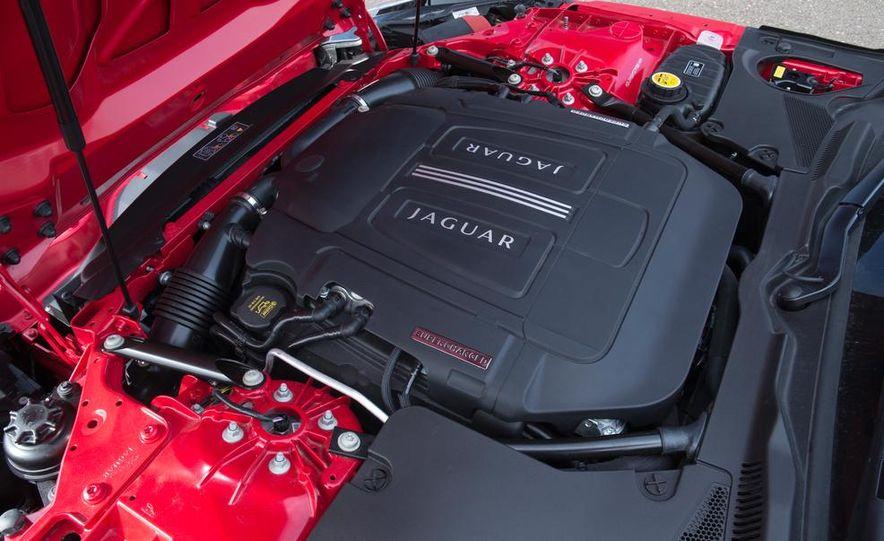 2014 Jaguar F-type V6 S roadster - Slide 103