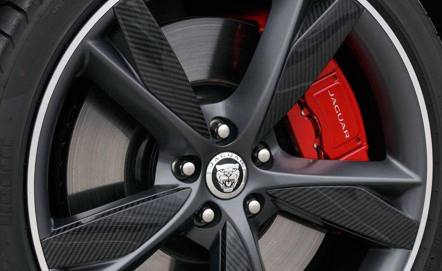 2014 Jaguar F-type V6 S roadster - Slide 98