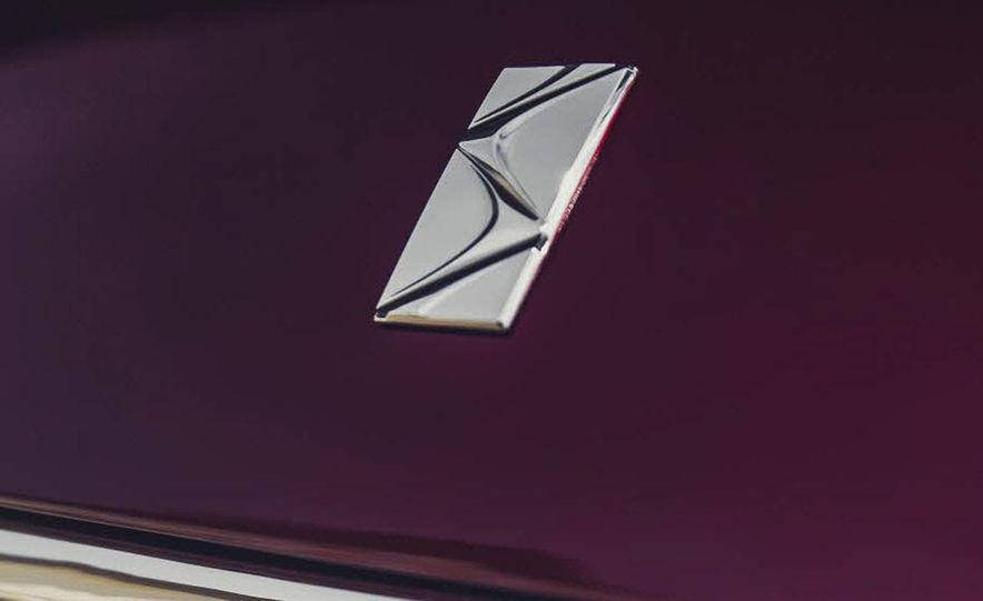 Citroën DS Wild Rubis concept - Slide 25